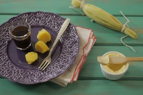 0e1b52b1ee Café da manhã  ovos e milho - Panelinha